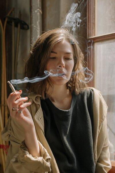 symptomen bij een rookverslaving