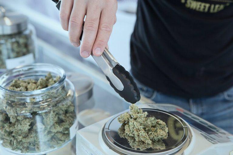 Facturen duur cannabis in bloed