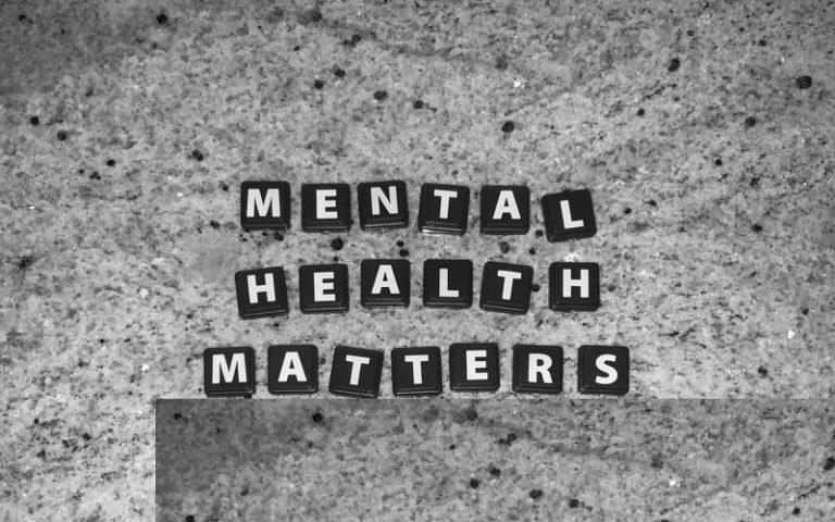 Mentale gezondheid is belangrijk